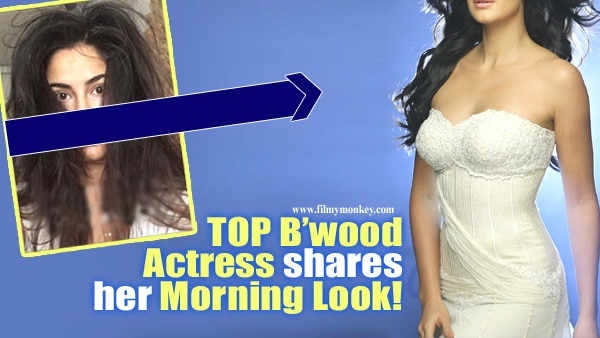 Katrina Kaif shares her UNSEEN out-of-bed PIC in morning messed-up look!