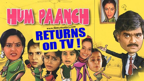 Hum Paanch Fhir Se: After 'Sarabhai Vs Sarabhai', 90's hit show returns with Season 3!