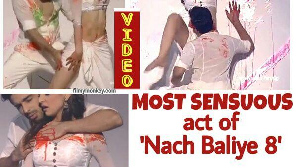 Nach Baliye 8: Mohit Sehgal-Sanaya Irani's act will burn your screens! TOO HOT TO HANDLE!