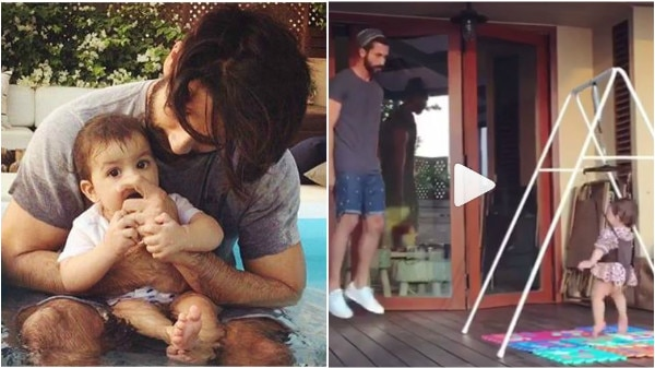 Shahid Kapoor's ADORABLE dance with daughter Misha on World Dance Day is the CUTEST thing you'll see today!