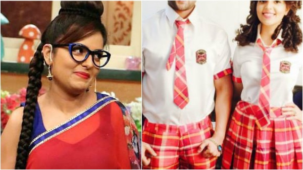 Sugandha Mishra to MARRY fellow comedian Dr Sanket Bhosale from 'The Kapil Sharma Show'!