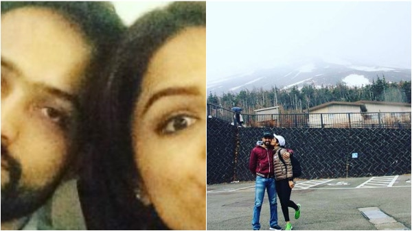 'Kumkum Bhagya' actress Shikha Singh & hubby Karan Shah celebrates first marriage anniversary in Japan!