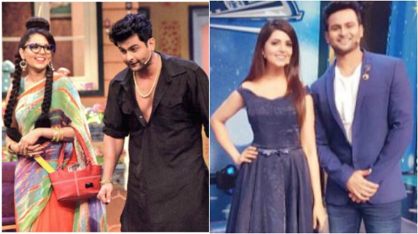 Sugandha Mishra REACTS on WEDDING rumours with 'The Kapil Sharma Show' co-star Dr Sanket Bhosale!