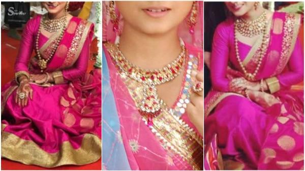 PICS: 'Balika Vadhu' actress Neha Marda looks GORGEOUS as ...