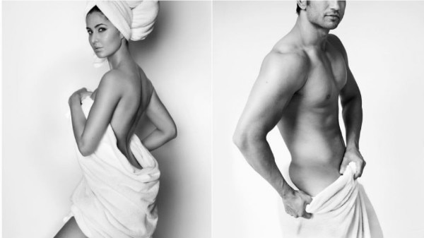 HOT AS HELL! Move over Katrina Kaif, Sushant Singh Rajput posing in TOWEL will make girls go weak in their knees!