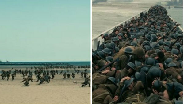 New 'Dunkirk' trailer shows the horror of a war!