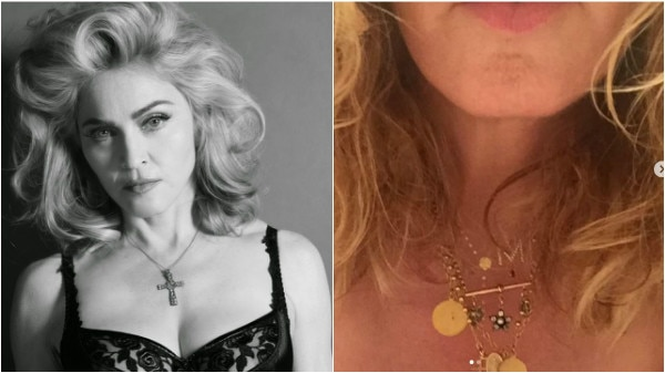Pop star Madonna poses NUDE in her picture on Instagram!