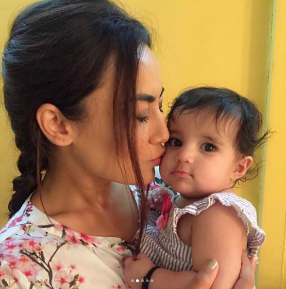 Image result for surbhi jyoti with kids