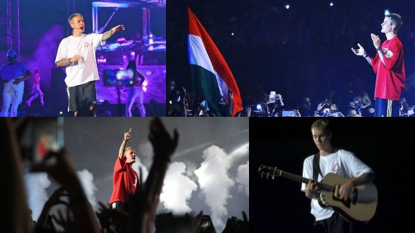 WATCH: Missed Justin Bieber's concert in Mumbai? These INSIDE VIDEOS will make BELIEBERS go CRAZY!