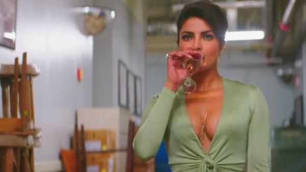 Priyanka Chopra in a still from 'Baywatch' movie