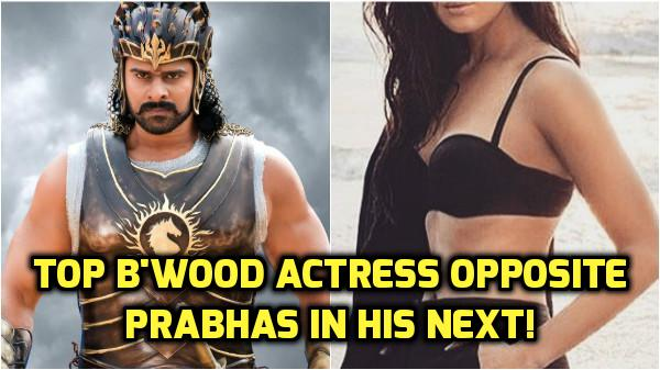 Katrina Kaif to FEATURE opposite 'Baahubali' star Prabhas in his next film 'Saaho'?