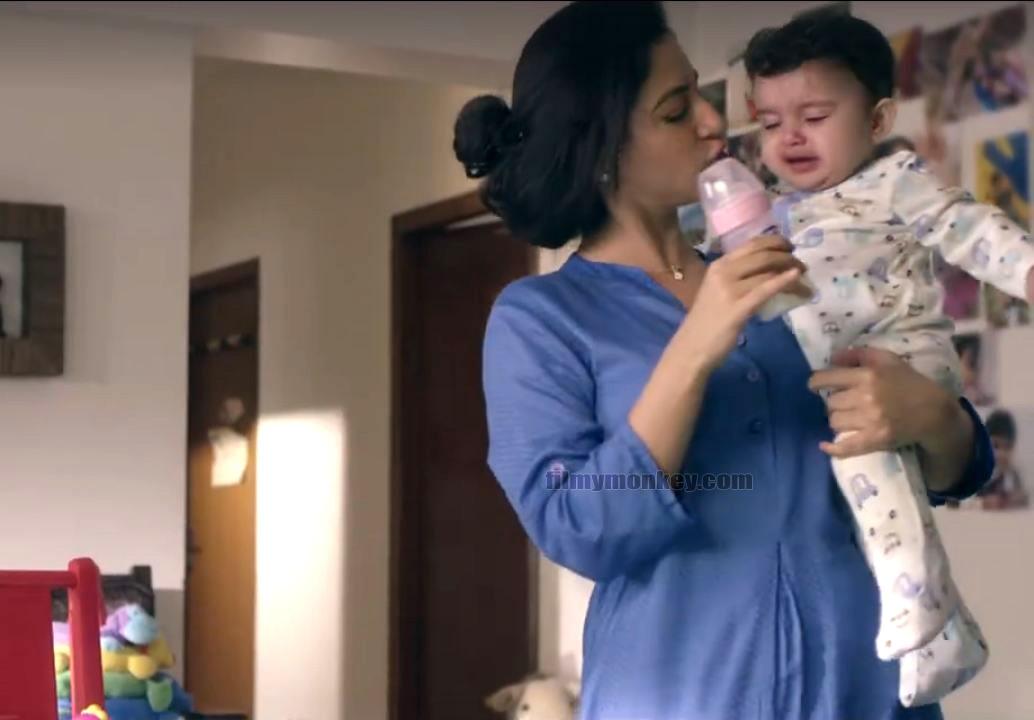 Priya Malik plays an adoptive mother in 'Equal Moms'