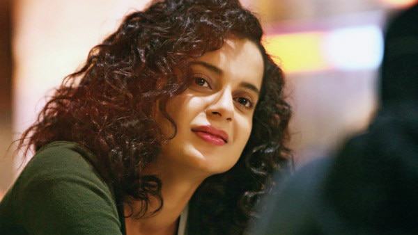 At the age of writing love letters, I started struggling:  Kangana Ranaut