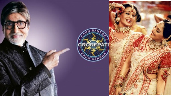 DROP EVERYTHING! Not Amitabh Bachchan but either Aishwarya Rai or Madhuri Dixt will host 'Kaun Banega Crorepati' this year!