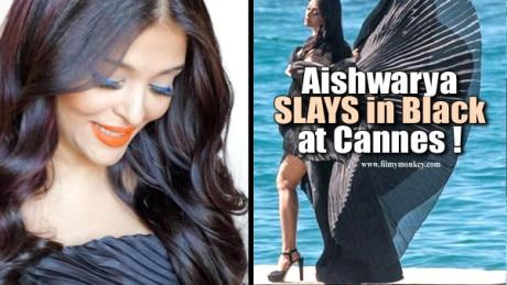 Cannes 2017 Day 4: Aishwarya Rai looks ravishing in a black dress! PICS!