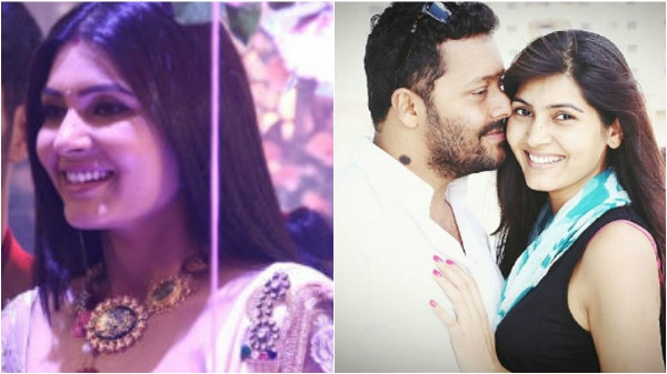 'Ek Shringaar Swabhiman' actress Sangeita Chauhaan wants SEPARATION from real-life husband Chirag Shah!