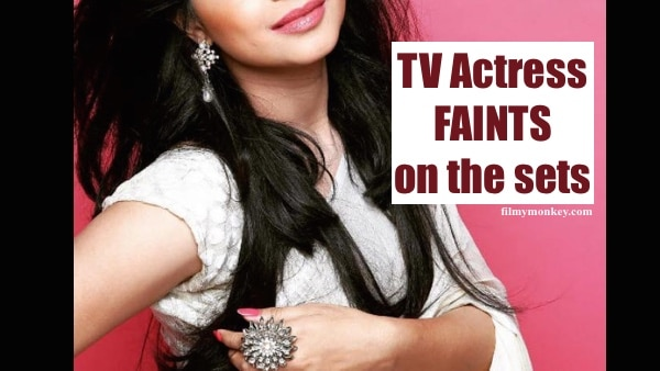 'Veera' fame popular actress faints on the sets of her new TV show