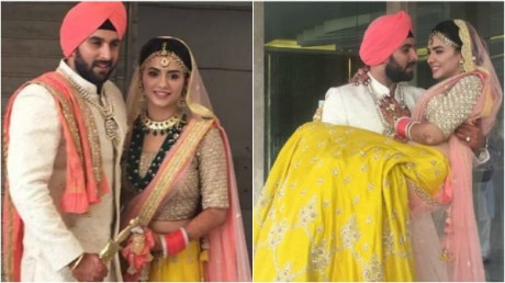 TV actress Priya Bathija ties the knot with DJ Kawaljeet Singh in a Punjabi Gurudwara wedding!
