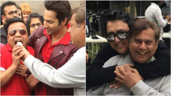 'Judwaa 2' team wraps up first shoot schedule in London!