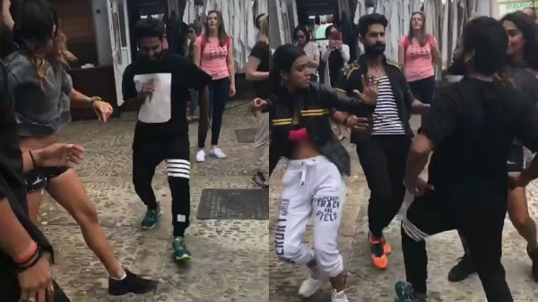 Khatron Ke Khiladi 8: WATCH Manveer Gurjar, Nia Sharma & other contestants DANCING to Punjabi songs on the streets of Spain will leave you more excited for the show! PICS & VIDEO INSIDE