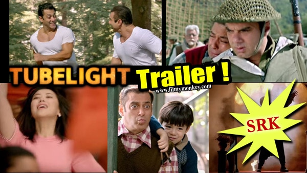 Tubelight Trailer: Salman Khan's journey of power & faith with SRK's spotting is a perfect watch this hour!