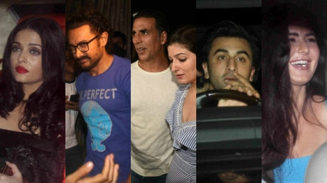 PHOTOS: From Aamir, Aishwarya, Hrithik, Akshay to Deepika, Katrina, Ranbir, Sonam; Bollywood celebs at Karan Johar's STAR-STUDDED BIRTHDAY BASH!