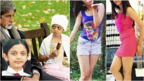 Remember Amitabh Bachchan's young co-star Swini Khara from 'Cheeni Kum'? The famous child artist is all GROWN-UP now! See pics!