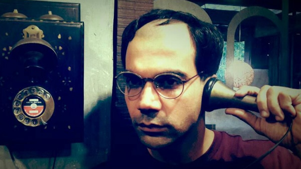 Rajkummar Rao partially SHAVES OFF his head in REAL for Subhash Chandra Bose's role in a web-series!