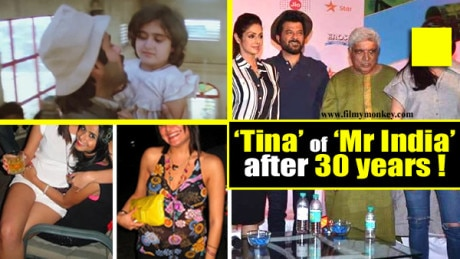 As 'Mr. India' clocks 30 years, let's see what little 'Tina' aka Huzaan Khodaiji is upto now! In PICS!