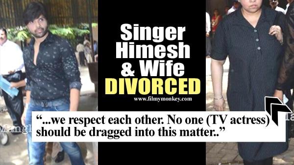 Singer Himesh Reshammiya and wife Komal divorced ending marriage of 22 years!