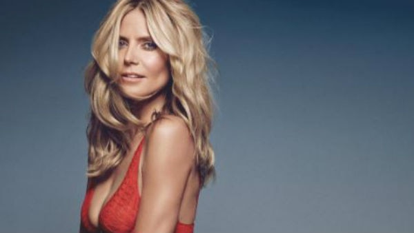 Supermodel Heidi Klum feels 'more comfortable' when she's NAKED!