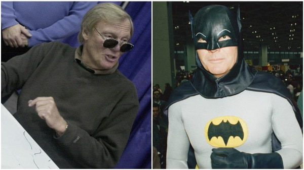 'Batman' TV series star Adam West dies at 88