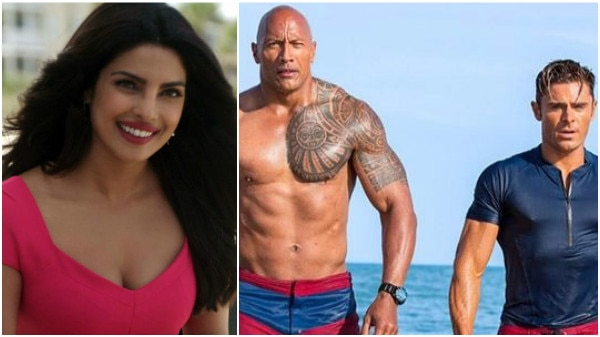 Priyanka Chopra beats 'Baywatch' co-stars Dwayne Johnson & Zac Efron; placed No.1 on Top Actors chart!