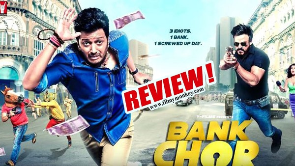 'Bank Chor' REVIEW: Riteish Deshmukh, Vivek Oberoi's film entertains, albeit tediously!