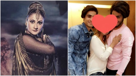 'Bigg Boss' WINNER Urvashi Dholakia shares adorable pics with TWIN SONS celebrating their 22nd birthday!