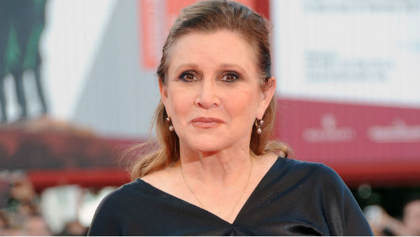 SHOCKING! Carrie Fisher's autopsy shows she had cocaine, heroin and ecstasy in her system when she died!