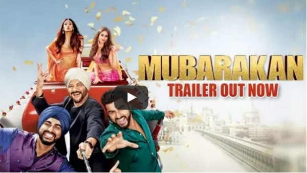 'Mubarakan' TRAILER: Anil Kapoor steals the show from Arjun Kapoor in this CONFUSING family entertainer!
