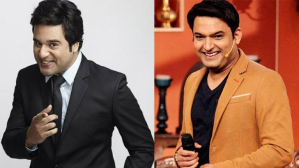 No rivalry exists between me and Kapil Sharma: Krushna Abhishek