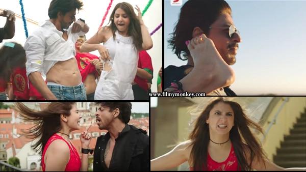 Jab Harry met Sejal SONG: 'Harry' SRK asks 'Sejal' Anushka: Will you be my Radha?