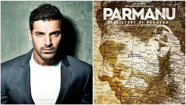 John Abraham shares first look of 'Parmanu – The Story Of Pokhran'