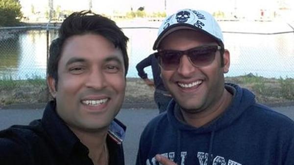 Chandan Prabhakar back in 'The Kapil Sharma Show'; Read how Kapil welcomed him on Day 1 shoot!