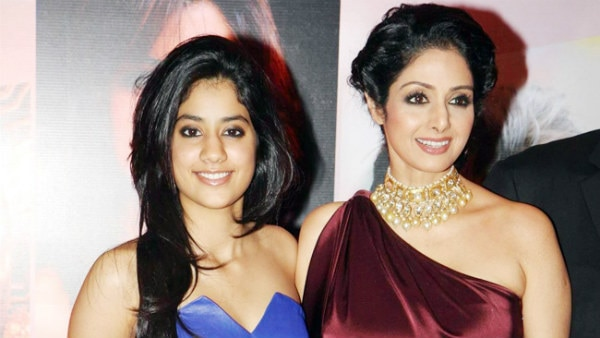 'Mom' Sridevi clarifies comment on daughter Jhanvi Kapoor's marriage!