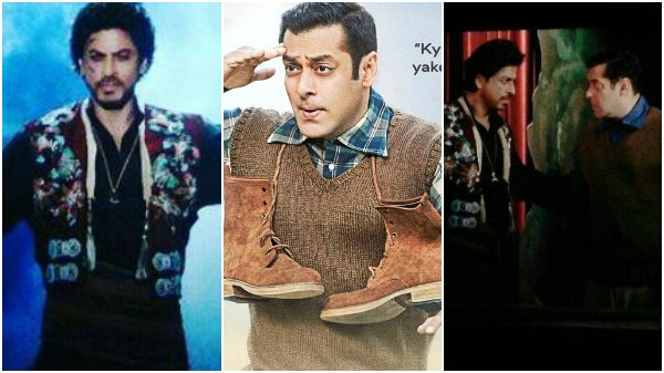 PICS & VIDEOS: Shah Rukh Khan's cameo from Salman Khan's 'Tubelight' LEAKED online!