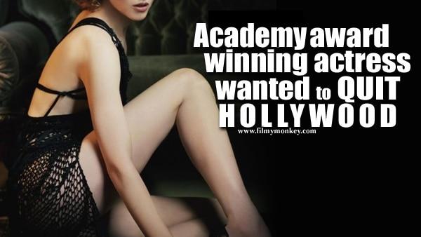 Academy award winning actress Nicole Kidman wanted to quit Hollywood!