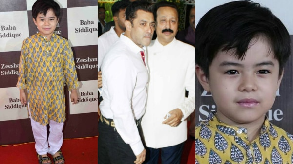 IN PICS: Forget Salman Khan & Shah Rukh, 'Tubelight' star Matin Rey Tangu STEALS THE LIMELIGHT at Baba Siddique's STAR-STUDDED Iftar party!