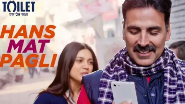 WATCH: The FIRST SONG 'Hans Mat Pagli' from Akshay Kumar starrer 'Toilet: Ek Prem Katha' is out now!