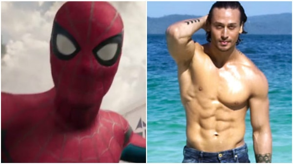 Tiger Shroff finds dubbing for 'Spider-Man' challenging!