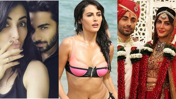 SHOCKING! Ex Bigg Boss contestant Mandana Karimi files for DIVORCE just 5 months after her GRAND WEDDING; Accuses husband Gaurav Gupta of domestic violence!