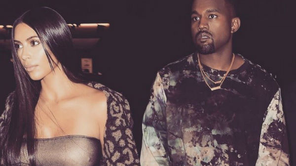 Rapper Kanye West 'frustrated' with wife Kim Kardashian