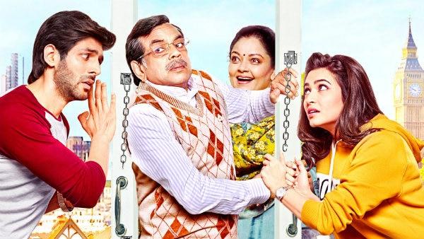 'Guest Iin London' MOVIE REVIEW: Kartik Aaryan starrer film is TRITE and UNIMPRESSIVE!